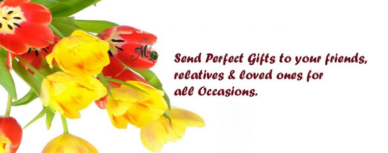 Send Gifts to your dear ones